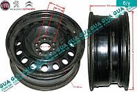 Диск колесный R15 6.5Jx15H2 ET31 металлический ( стальной / железный ) PS615001 Citroen JUMPY 1995-2004, Citroen JUMPY II 2004-2006
