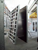 Аренда опалубки. Рамная стальная опалубка для стен, колонн и фундаментов.