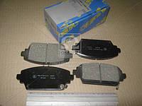 Колодка торм. HONDA ACCORD CG7/8/9/CH1/2 99- FRONT (пр-во MK Kashiyama) D5106M