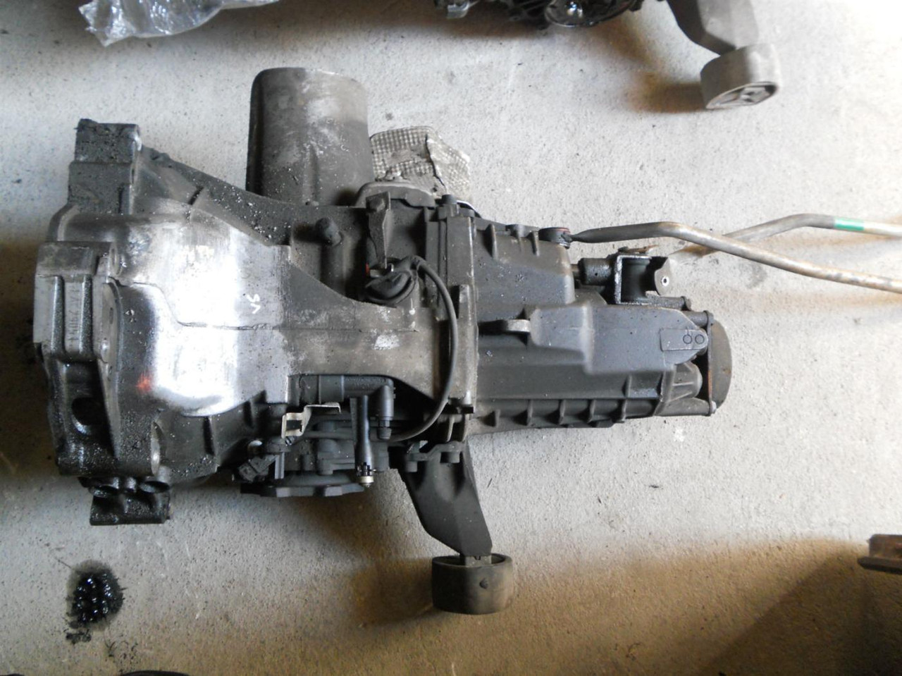 КПП / Коробка передач Passat B5 FL V5 2.3 EAC