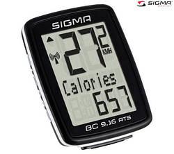 Велокомпьютер Sigma Sport BC 9.16 ATS