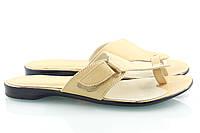 Женские кожаные шлепанцы Villomi bt31-09mol