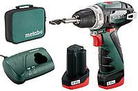 Аккумуляторный шуруповерт Metabo PowerMaxx BS Basic (в сумке)