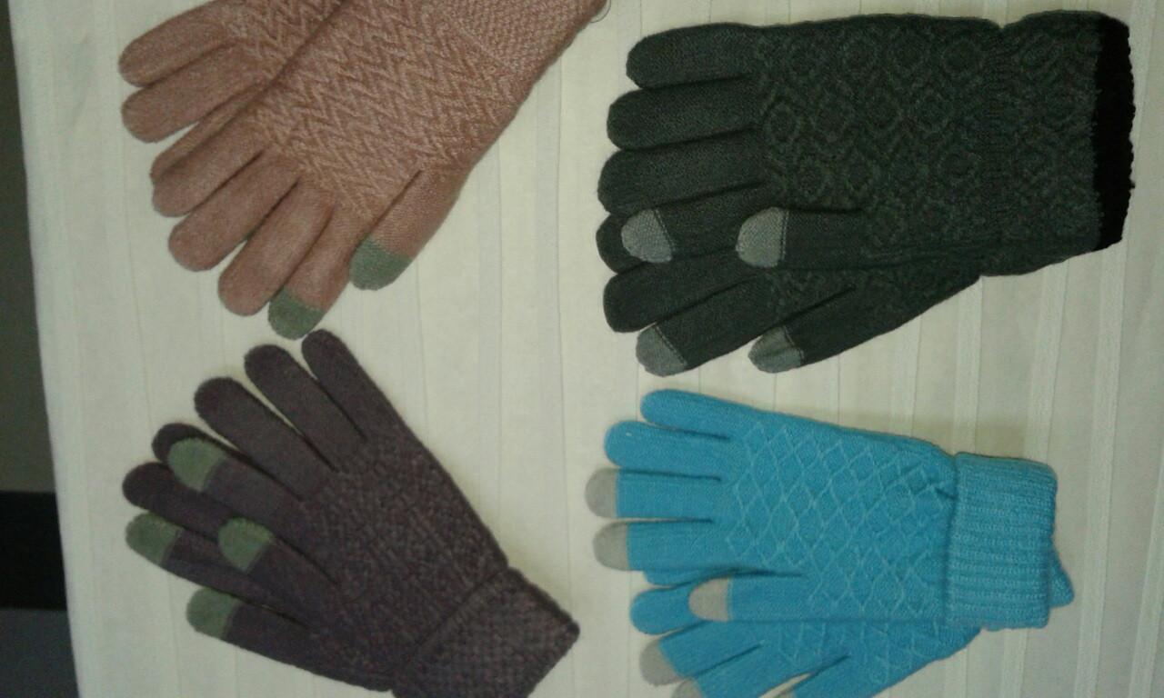 Сенсорные перчатки (для сенсорных экранов)