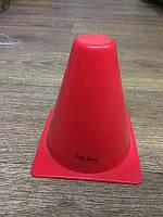 Фішка-конус LIGA SPORT Н-16 червона