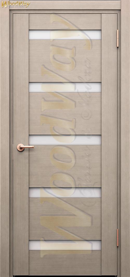 НЕПТУН шпонированные межкомнатные двери WoodWay