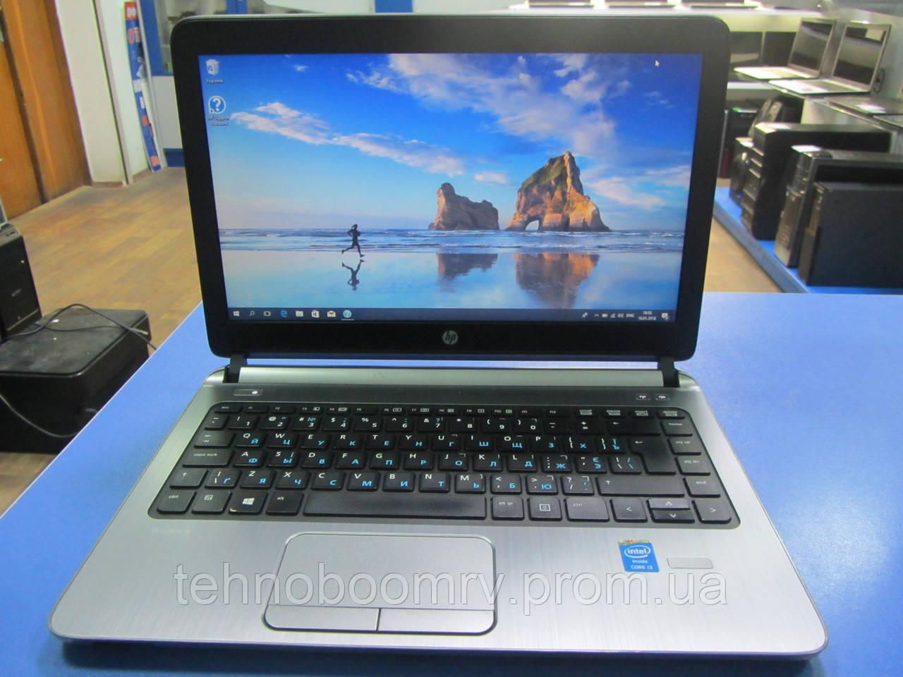 HP ProBook 430 G2 13.3
