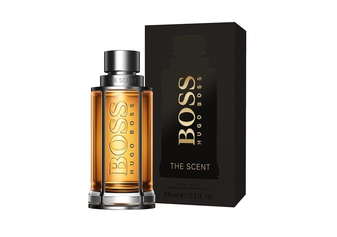 Hugo Boss The Scent (Хуго Босс Босс Зе Скент), мужская туалетная вода, 100 ml