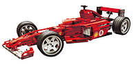 """Конструктор DECOOL (LEGO Technic) """"Болид Формулы 1"""" 1242 детали, 3335"""