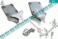 Кронштейн передний крепления передней рессоры 5010537580 Renault MASCOTT 1999-2004, Renault MASCOTT 2004-2010