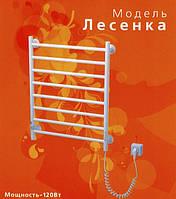 Электрический полотенцесушитель  Лесенка Хром