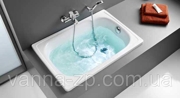 Ванна стальная Koller Pool 70х105 без сиденья