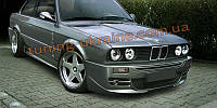 Комплект аэродинамического обвеса в стиле S-line для BMW 3 E30 1982-1991
