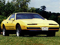Pontiac Firebird / Понтиак Фаерберд (Купе) (1987-1992)