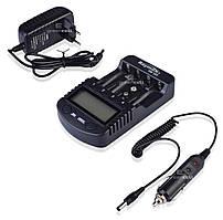 Универсальное АЗУ Raymax RM505 для аккумуляторов Ni-Cd Ni-Mh 9V