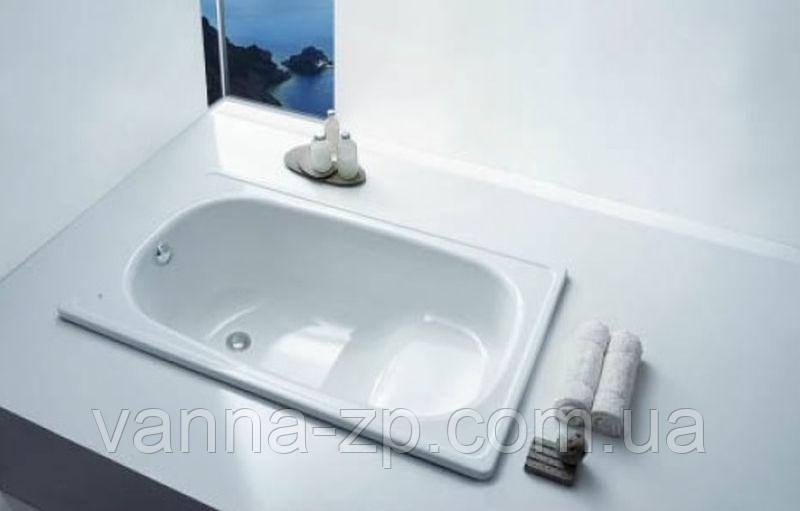 Ванна стальная Koller Pool 70х105 с сиденьем