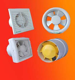 Бытовые вентиляторы Domovent