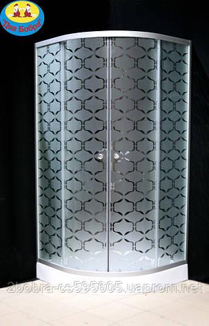 Душевая Кабина 7122-6 | 90х90х200 см. KO&PO, фото 2