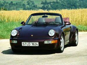Porsche 911 / Порше 911 (Купе, Кабриолет) (1989-1994)