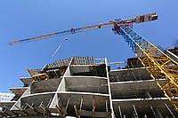 Монтаж конструкций надземной части зданий