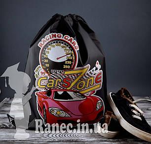 Рюкзак для обуви машина 0231, фото 2