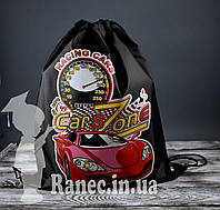 Рюкзак для обуви машина 0231