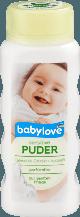 Дитяча присипка - пудра Babylove Puder Sensitive 100 g