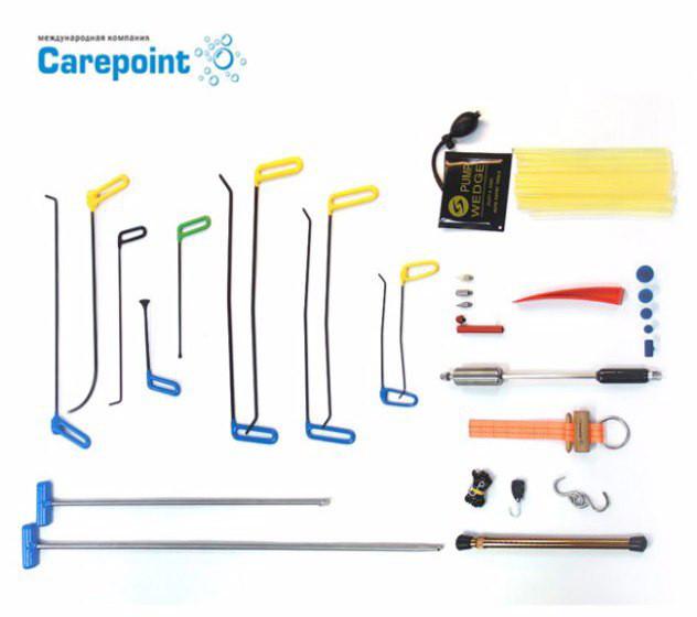 Carepoint Pdr - Обучение и инструмент для удаления вмятин без покраски -