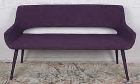 Кресло - банкетка BARCELONA баклажан (Nicolas TM)