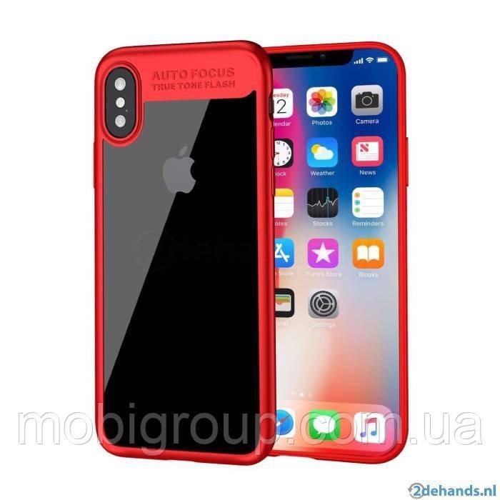 Чехол Avto Focus iPhone X