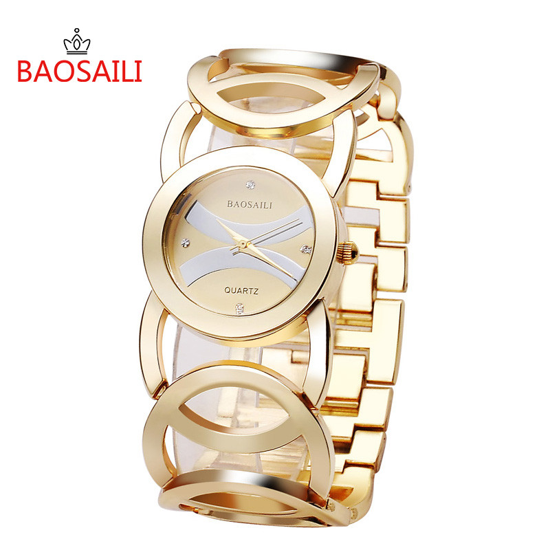 d61cf4c78d257 Женские часы Baosaili Lady Gold купить в Украине