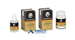 Цинк-фосфатный Цемент нормального отверждения Хоффманс(Hoffmann's Phosphat Cement), пор.35г+ жидк. 15 мл