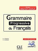 Grammaire progressive du français Niveau Debutant (French Edition)