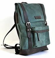 "Рюкзак ""Practical"" ручної роботи, натуральна шкіра"