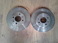Передний тормозной диск BOSCH 0986479367 на Hyundai Accent III (MC), Hyundai i20 (PB, PBT), Kia RIO II (JB), фото 1