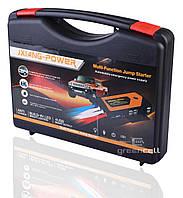 Автомобильный пусковой инвертор набор в кейсе Power bank JXIANG POWER JX28 69800 mAh 12, 16, 19 V, фото 1