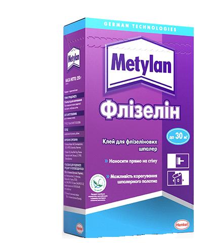 Клей для обоев Metylan Флизелин 250 гр