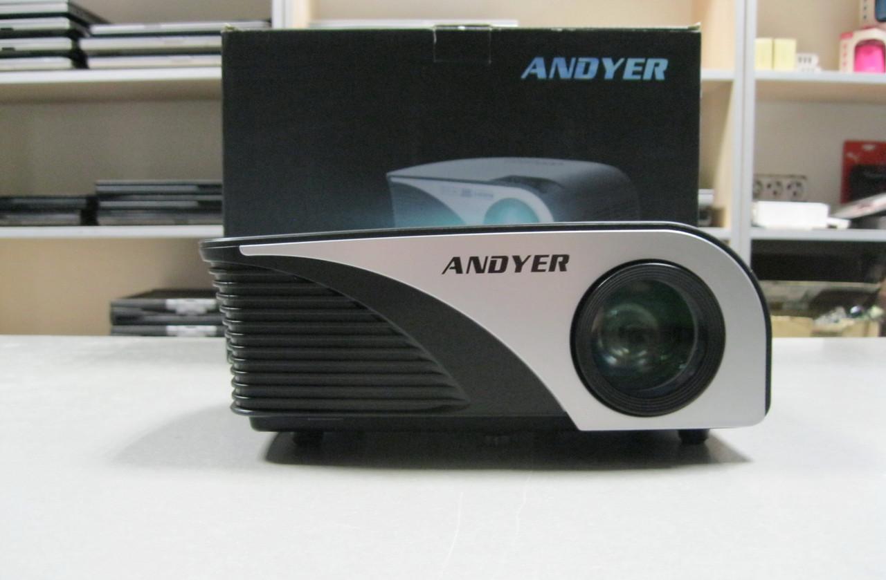 Проектор Andyer 805B/1500 Lumen/HDMI/VGA/USB/ из США