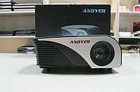 Проектор Andyer 805B/1500 Lumen/HDMI/VGA/USB/ из США, фото 1