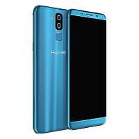 Смартфон MEIIGOO S8 4/64gb Blue 3300 мАч MTK6750T