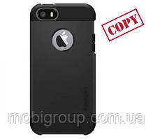 Чехол Spigen Slim Armor iPhone 7/8 (HQ-копия), Черный