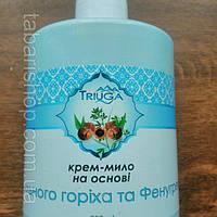 Крем-мыло  для лица и тела Мыльный орех и Фенугрек, 500мл