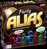 Настольная игра Пати Алиас (Алиас для вечеринок, Скажи иначе, Party Alias) рус.