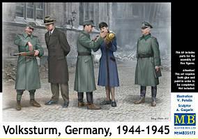 Volkssturm, Germany, 1944-1945. 1/35 MB35172