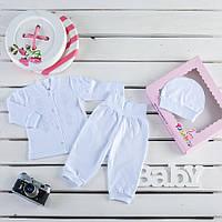 Комплект для новорожденных на девочку