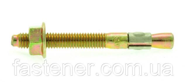Анкер распорный Golden anchor M8/10/75, FZB, (упак. - 50 шт), Швеция, фото 1