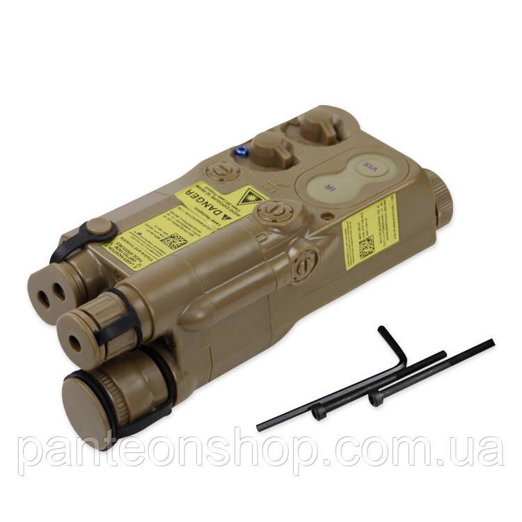 Конейнер для батареї PEQ-16 TAN