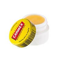 Лечебный бальзам для губ Carmex классический Regular Jars-classic