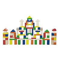 Набор строительных блоков Viga Toys Город 100 шт (50334)