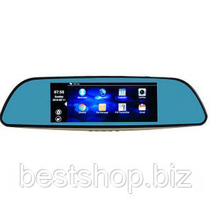 """Авторегистратор D35 (LCD 7"""", GPS + 2 камеры), фото 2"""
